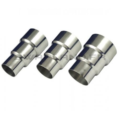 Réducteur aluminium 76/63/51 mm