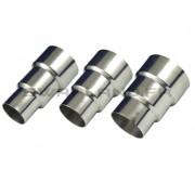 Réducteur aluminium 89/76//63 mm