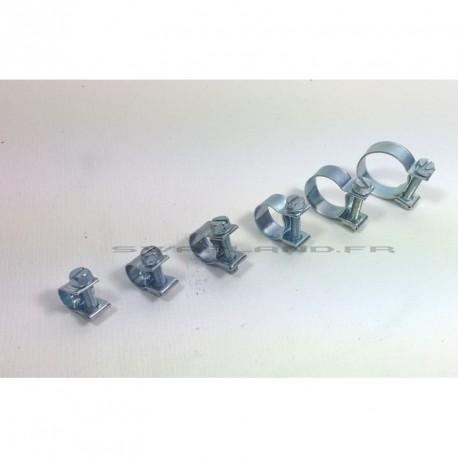 collier de serrage pour durite de d pression 16 18mm swapland. Black Bedroom Furniture Sets. Home Design Ideas