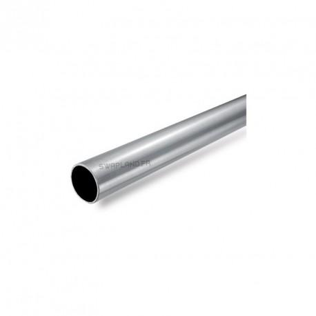 Tube inox 1 mètre Ø 76