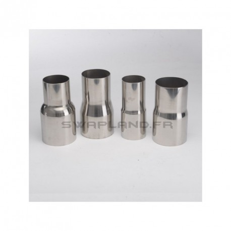 Réducteur inox Ø 57mm - 70mm