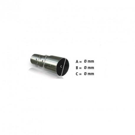 Réducteur HJS inox 50 - 55 - 60