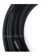 Dash 10 durite renforcée nylon noir
