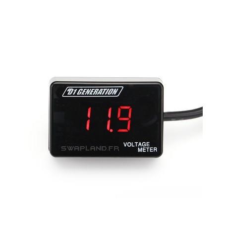 Manomètre voltmètre digital