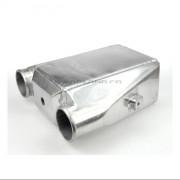 Echangeur air eau 310X310X115mm - Ø76mm