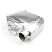 Echangeur air eau 335X370X115mm - Ø76mm