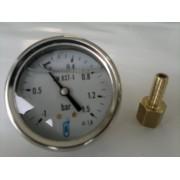 -1 / 1.5b Manomètre pression de turbo à glycérine