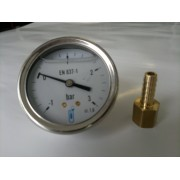 -1 / 3b Manomètre pression de turbo à glycérine