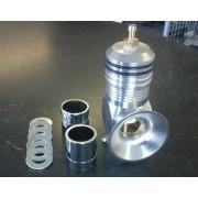 Dump valve gros débit double pistons diamètre 32mm