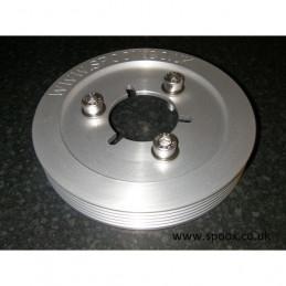 Poulie vilebrequin aluminium 106 8s