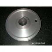 Poulie vilebrequin aluminium 205 309 gti