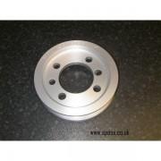 Poulie vilebrequin aluminium 309 gti 16