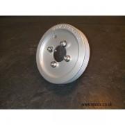Poulie vilebrequin aluminium 206 s16 138