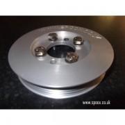 Poulie vilebrequin aluminium 306 s16