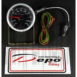 Manomètre de température d'eau Depo racing
