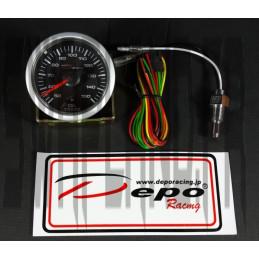 Manomètre de température d'huile Depo racing