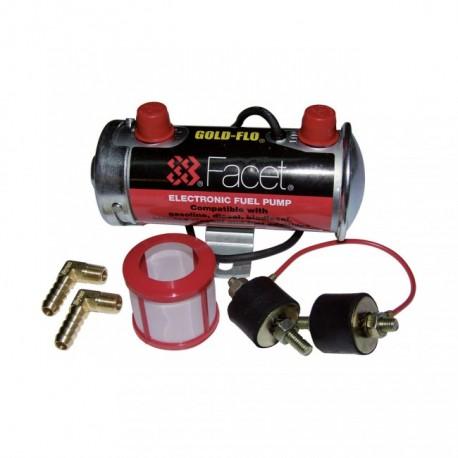 pompe essence basse pression externe facet red top avec. Black Bedroom Furniture Sets. Home Design Ideas