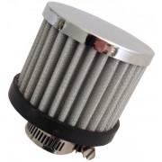 Filtre à air reniflard entrée 12 à 30mm.