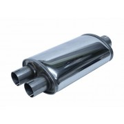 Echappement inox Simons Split 63.5mm
