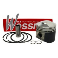 Honda CIVIC 1.6L V-TEC 158cv TURBO kit piston forgé Wössner dome -6.8cm3
