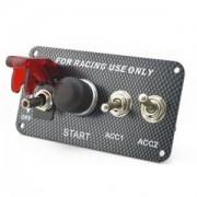 Platine interrupteur 4 boutons.