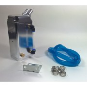 Récupérateur bache d'huile aluminium 0,7L 16mm