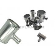 Manchon T aluminium pour dump valve