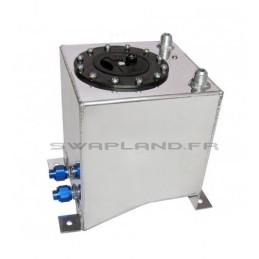 Réservoir essence aluminium