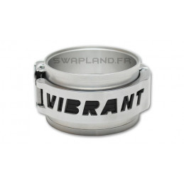 Kit V band Vibrant performance en aluminium