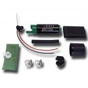 Pompe à essence immergée AEM 320L/H spécial éthanol E85.