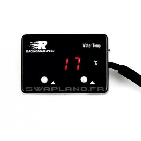 Mini manomètre température d'eau