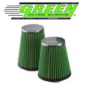 Filtre à air green universel conique
