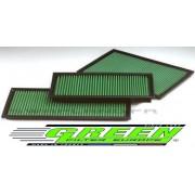 Filtre à air green de remplacement pour honda