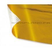 Plaque thermique adhésive Or 1M x 1.20M